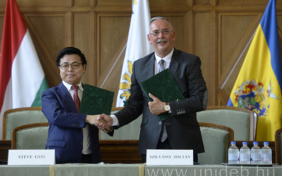 Cooperation with the University of Debrecen has started